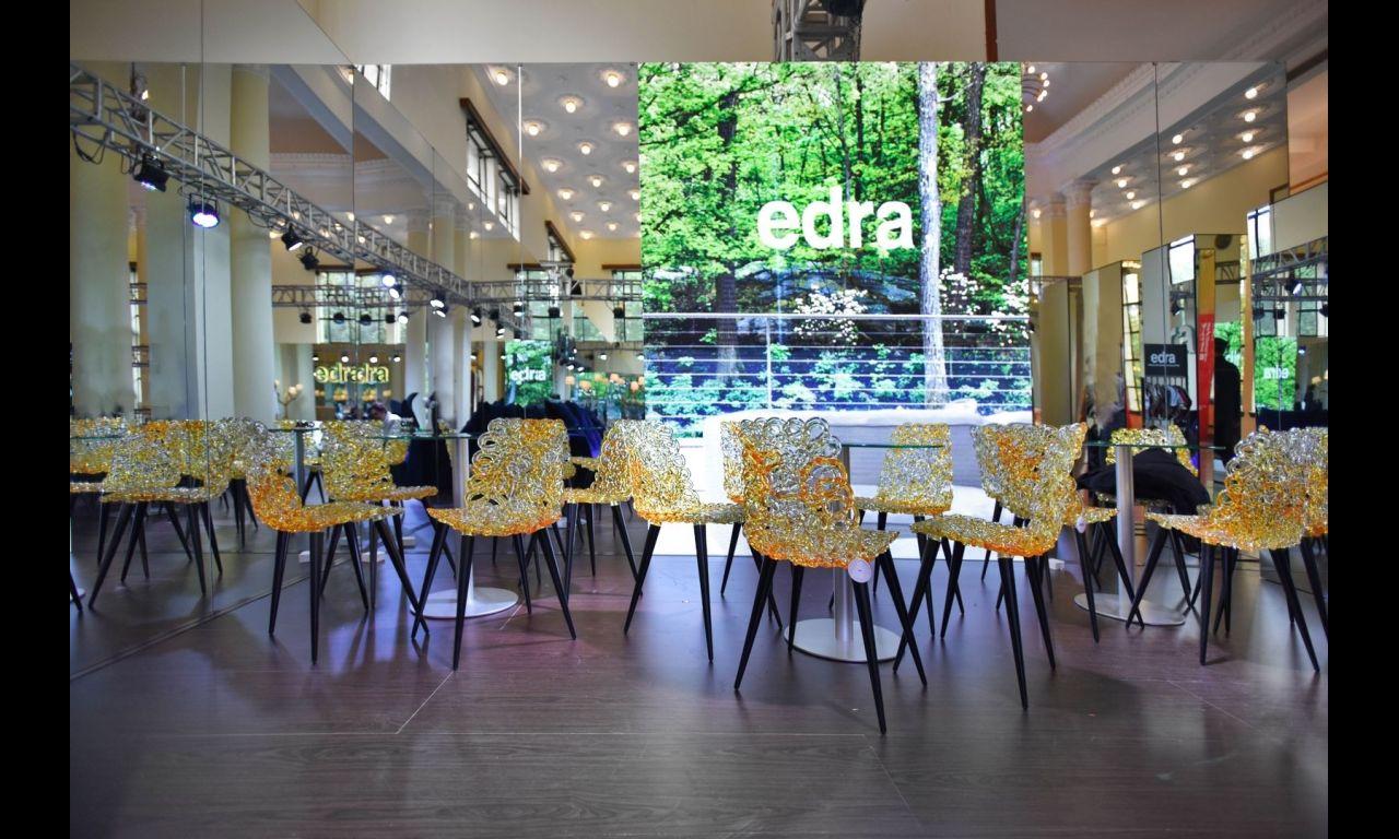 Edra Participates In Milan Furniture Fair Shanghai