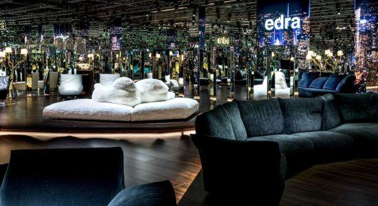 Edra At Salone Del Mobile Milano 2017
