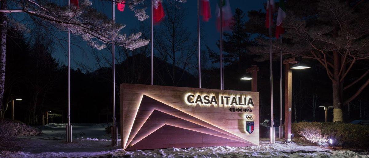 Casa Italia PeyonChang - Olimpiadi 2018 - image 2
