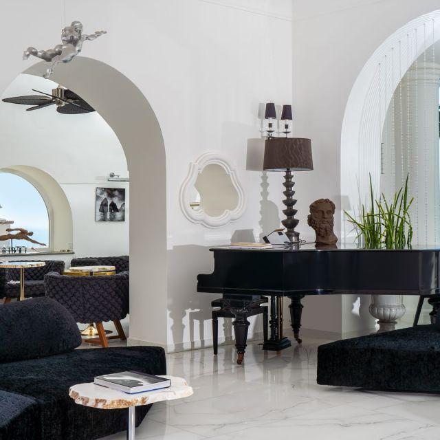 Hotel Villa Franca - Positano - image 3