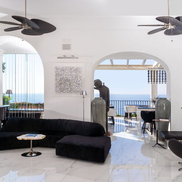 Hotel Villa Franca - Positano - image 6