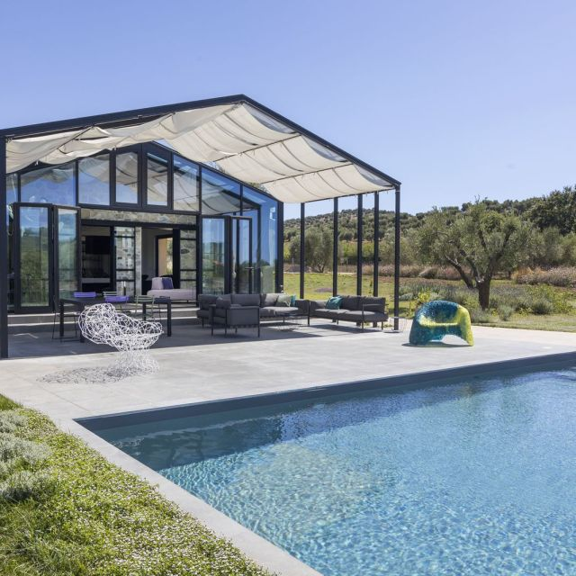 Capalbio Barn House - image 8